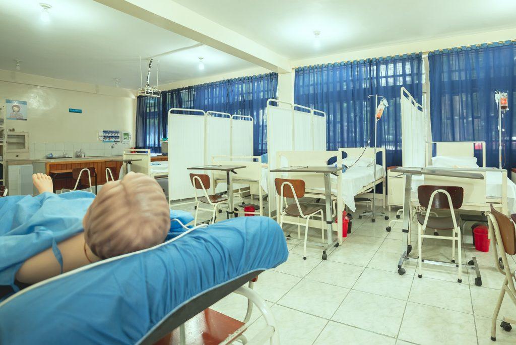 laboratorio enfermeria