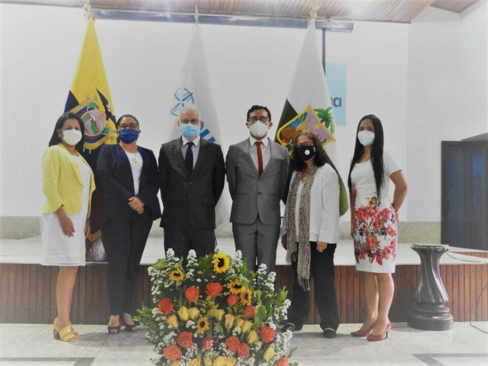 PUCESE celebra sus 39 años de vida institucional