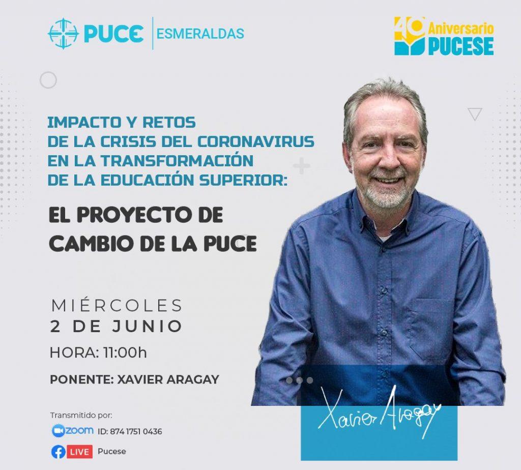 Conferencia Xavier Aragay