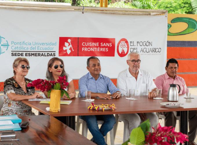 CLAUSURÓ CON ÉXITO EL CURSO ANFITRIONES AMAZÓNICOS